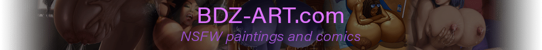 BDz- Art : NSFW Huge tits art and comics